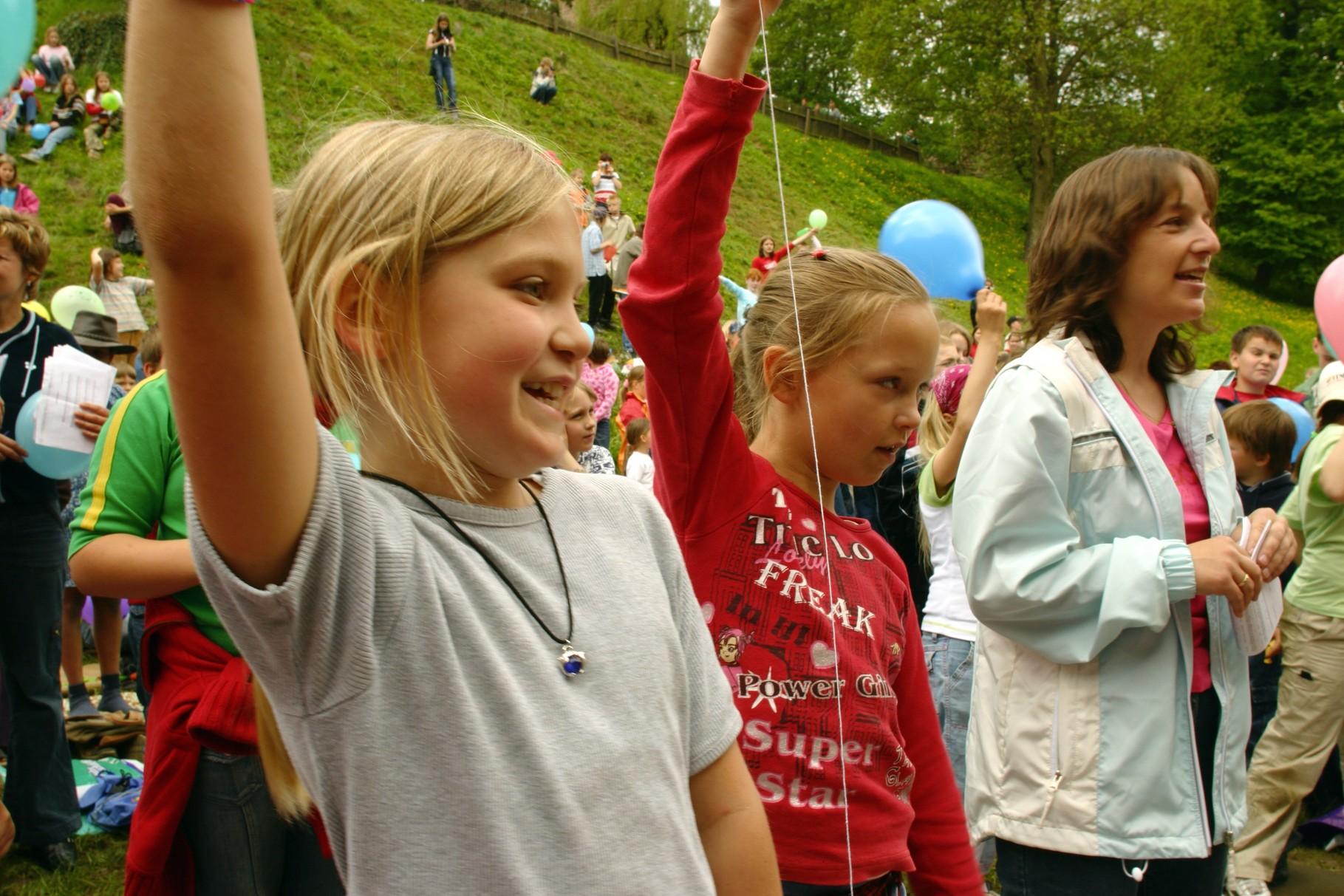 aus 16 Grundschulen des Kreises Potsdam - Mittelmark