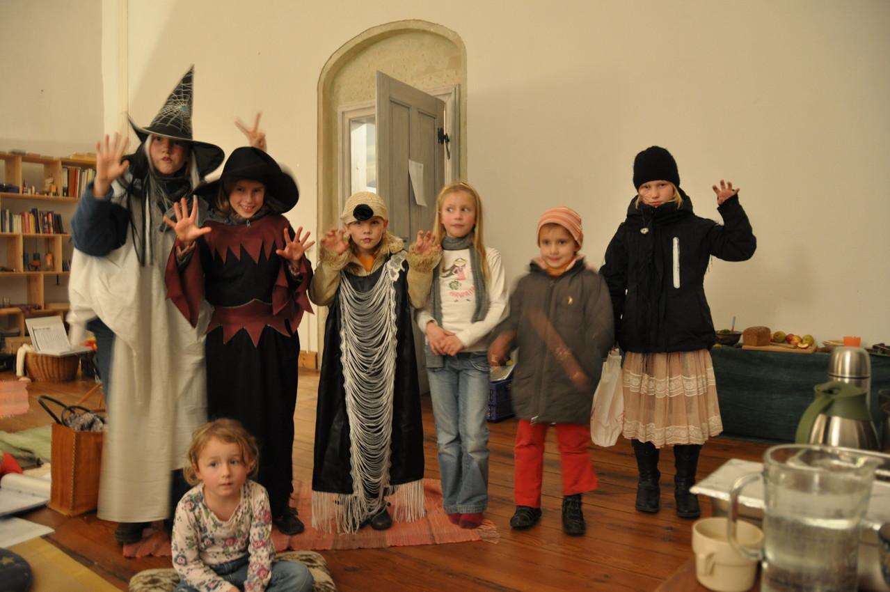 ein wuinderbares Herbstfest mit unseren Lieben