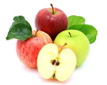 Apfelpulver gegen Durchfall