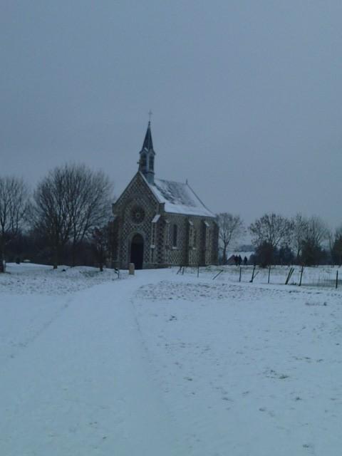 La Chapelle des marins à Saint Valéry sur Somme
