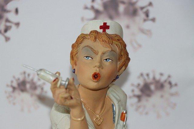 """Impfen, bis die Nadel glüht - Ein Hoch auf """"meine Mädels"""""""