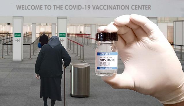 Geschichten aus dem Impfzentrum - Ein bisschen was fürs Herz