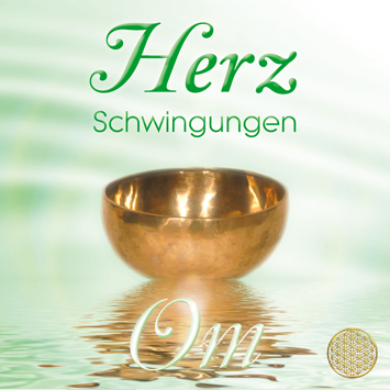 "HERZ SCHWINGUNG "" OM""    CD 19,50"