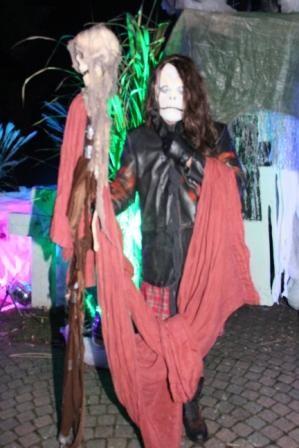 Halloween 2012 - Herr der Untoten