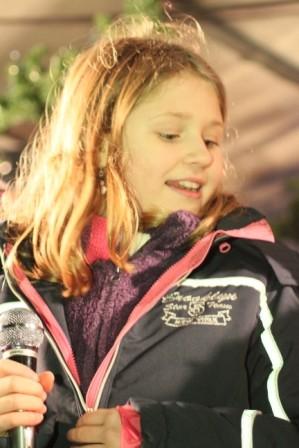 2012-Beecker Spätzchen auf dem Wegberger Weihnachtsmarkt