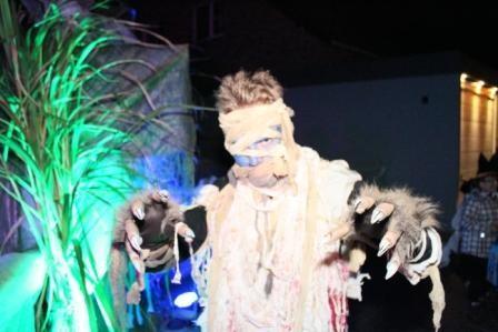 Halloween 2012 - Die Mumie lebt!