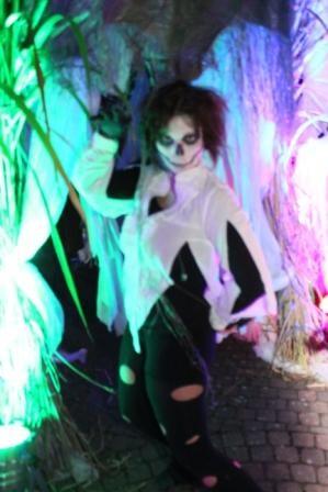 Halloween 2012 - Lichteffekte von KTU