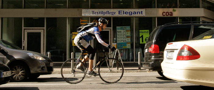 bike courier frankfurt