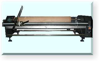 バームクーヘン用電動スライサー縦Ⅰ型