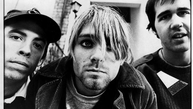 Nirvana  / Rock N Roll / Photo / Seattle America / We remember