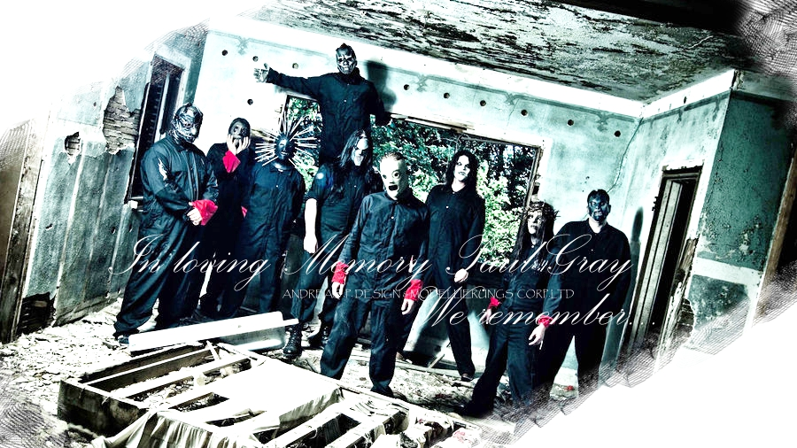 Slipknot Interviews & Photo Collage / Rock N Roll - Andreas