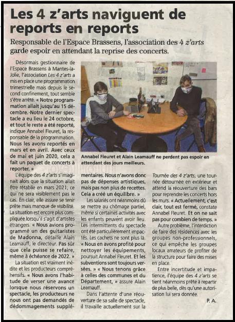 Le Courrier 24/02/21