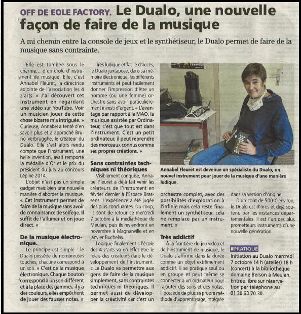 Le Courrier 30/09/20