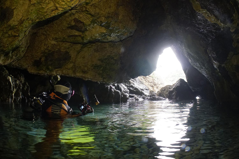 隠れキリシタンの洞窟