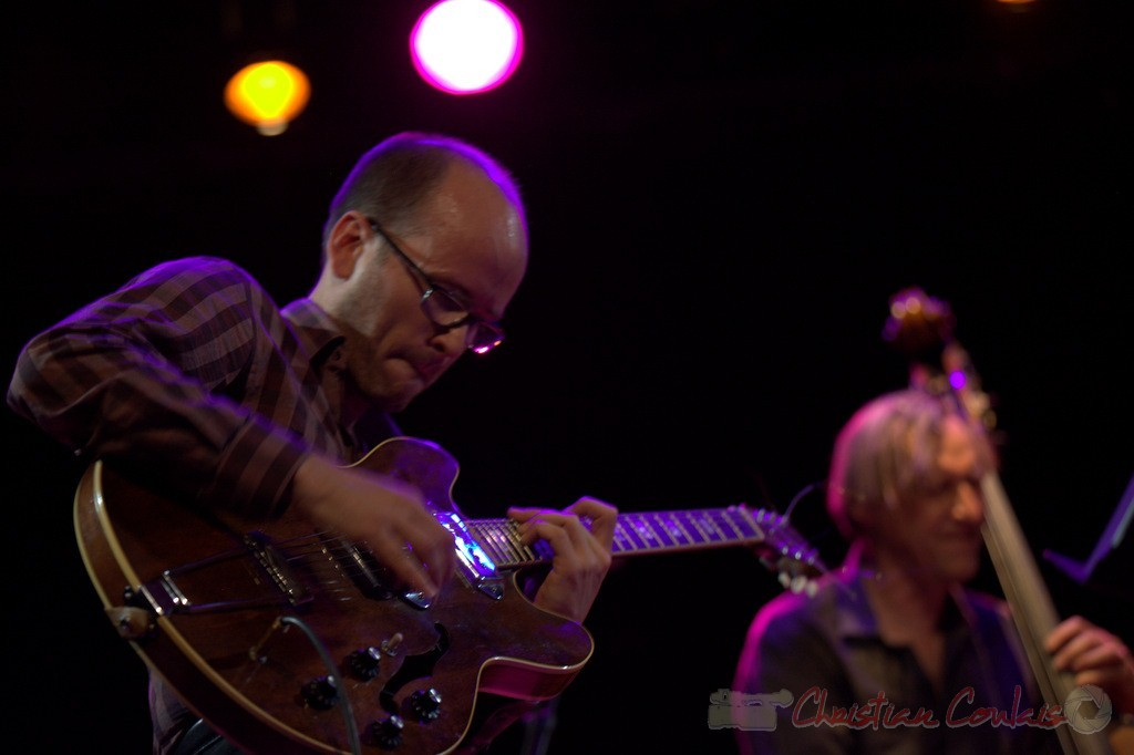 Festival JAZZ360 2015, Pierre Perchaud