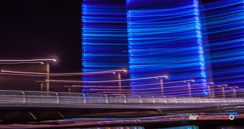 #mouvance1. Pont Jacques Chaban-Delmas, Bordeaux. Mercredi 27 février 2019