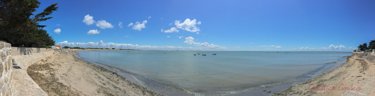 Plage de l'Océan, l'Epine, Île de Noirmoutier, Vendée, Pays de la Loire