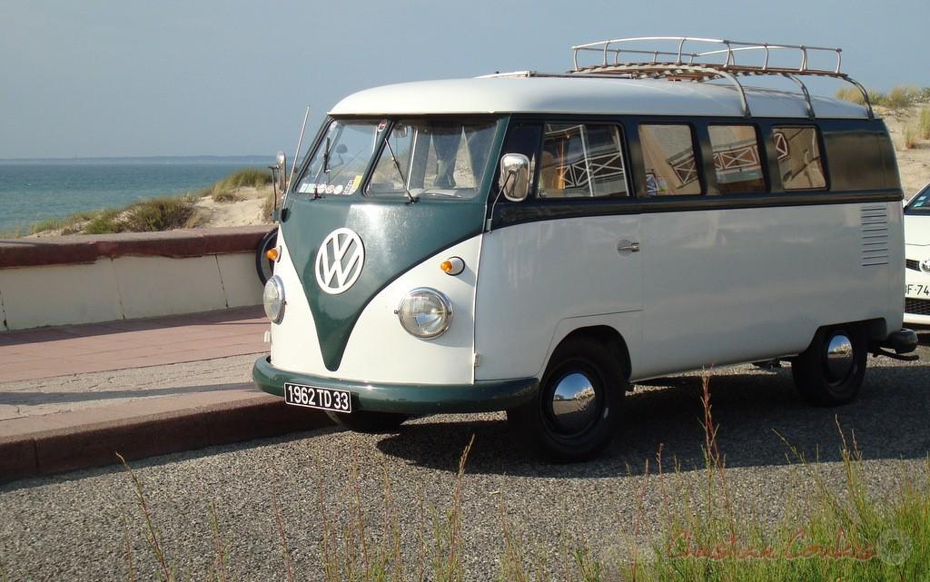 Volkswagen T1, 1950-1967, Soulac-sur-Mer