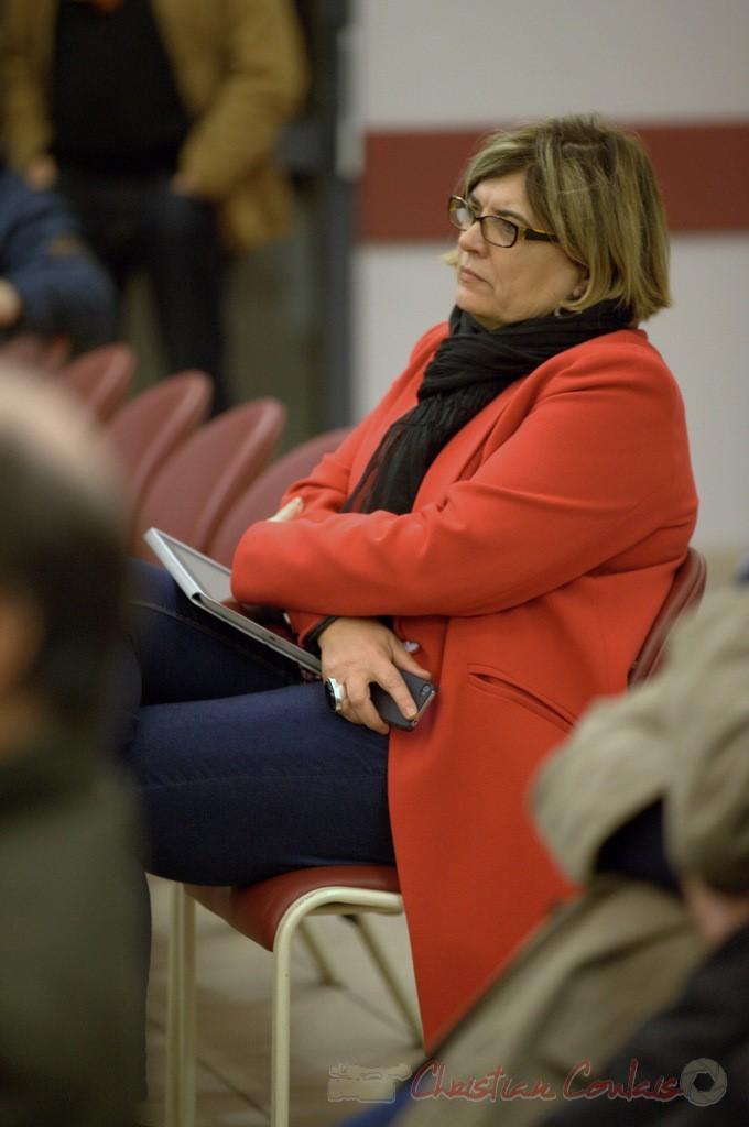 Catherine Veyssy, Maire de Cénac, Conseillère régionale d'Aquitaine