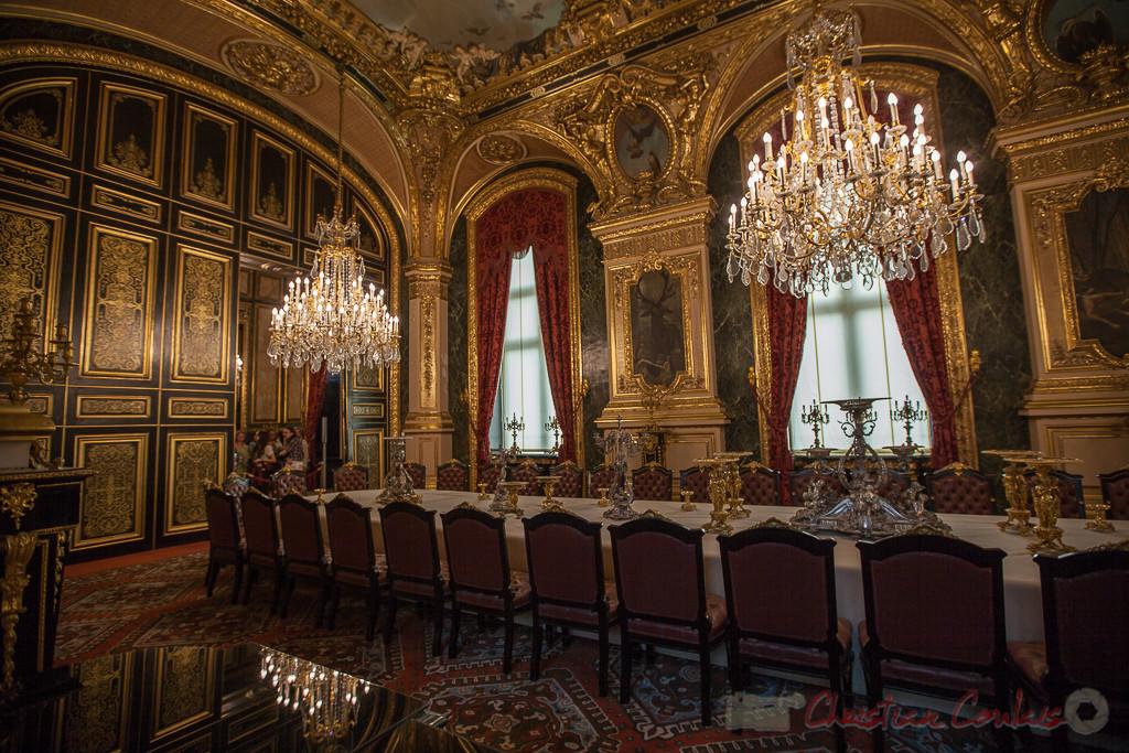 Sujets de vénerie et de fauconnerie , Laurent-Godefroy Jadin, Appartements de Napoléon III, Musée du Louvre