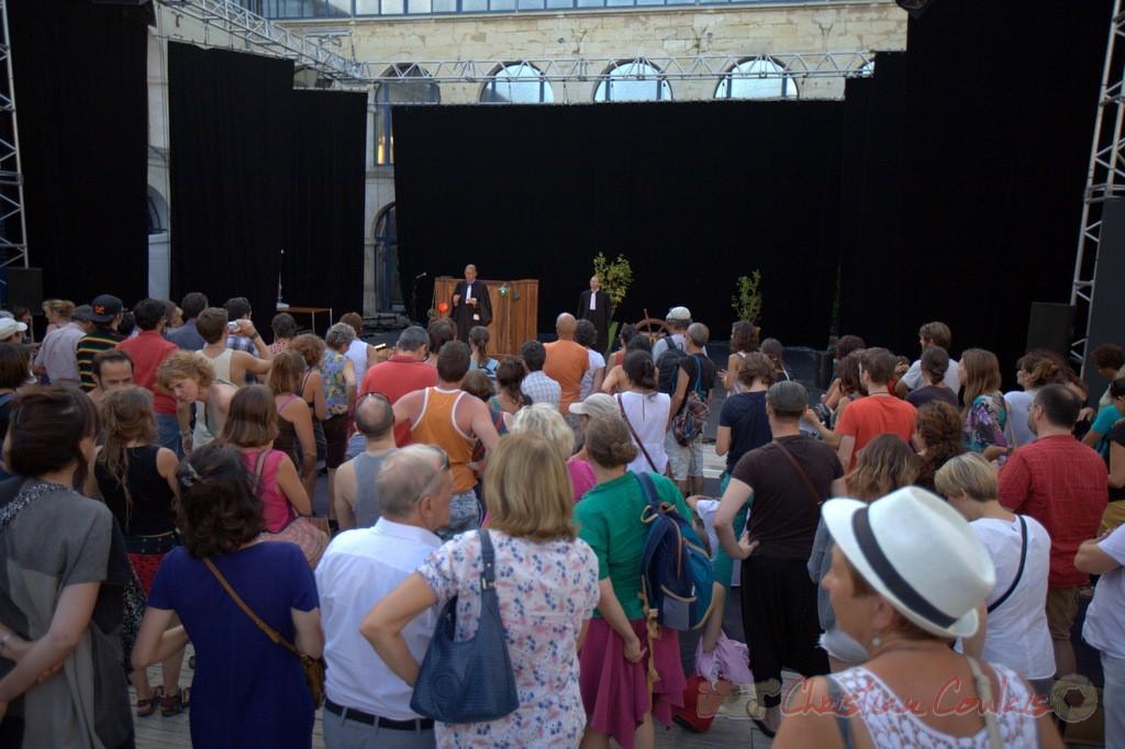 Le nom du Titre, Fest'Arts 2015