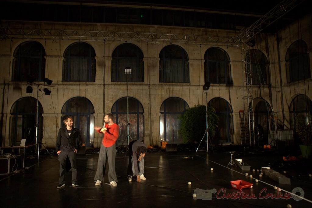 Compagnie Defracto, FestArts 2015