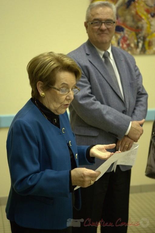Michèle Boutant, Maire honoraire