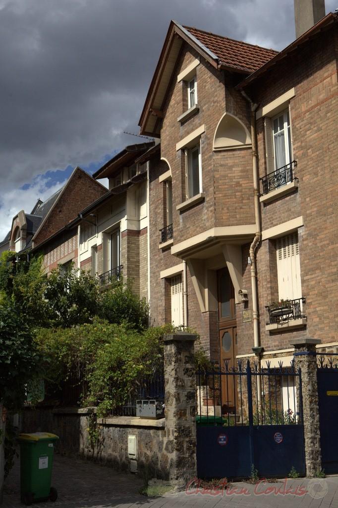 Villa Jules Laforgues, Paris 19ème