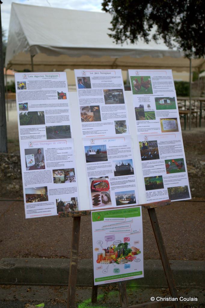 La Cueillette, forum des Associations de Quinsac