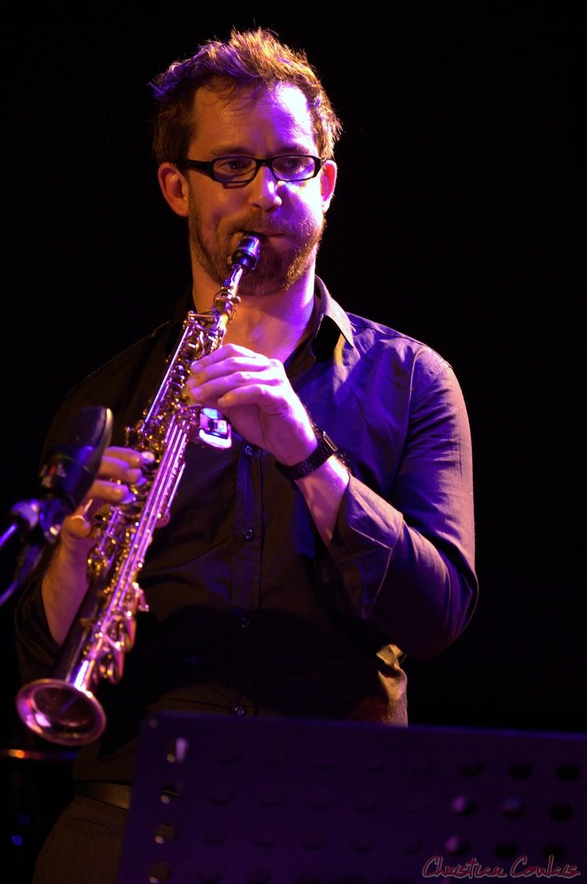 """Festival JAZZ360 2013, Emile Parisien, Daniel Humair Quartet """"Sweet & Sour"""", Cénac"""