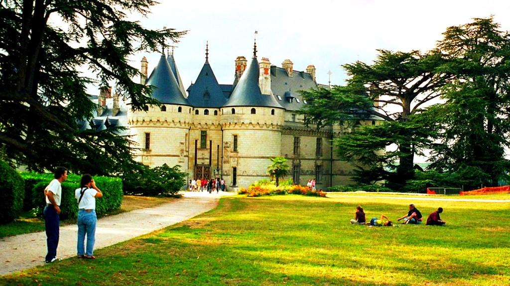 Château de Chaumont sur Loire 2006 © C. Coulais