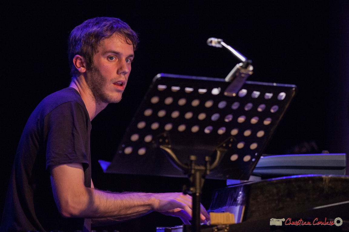 10/06/2016. Simon Chiballon, piano, le JarDin Quartet. Festival JAZZ360
