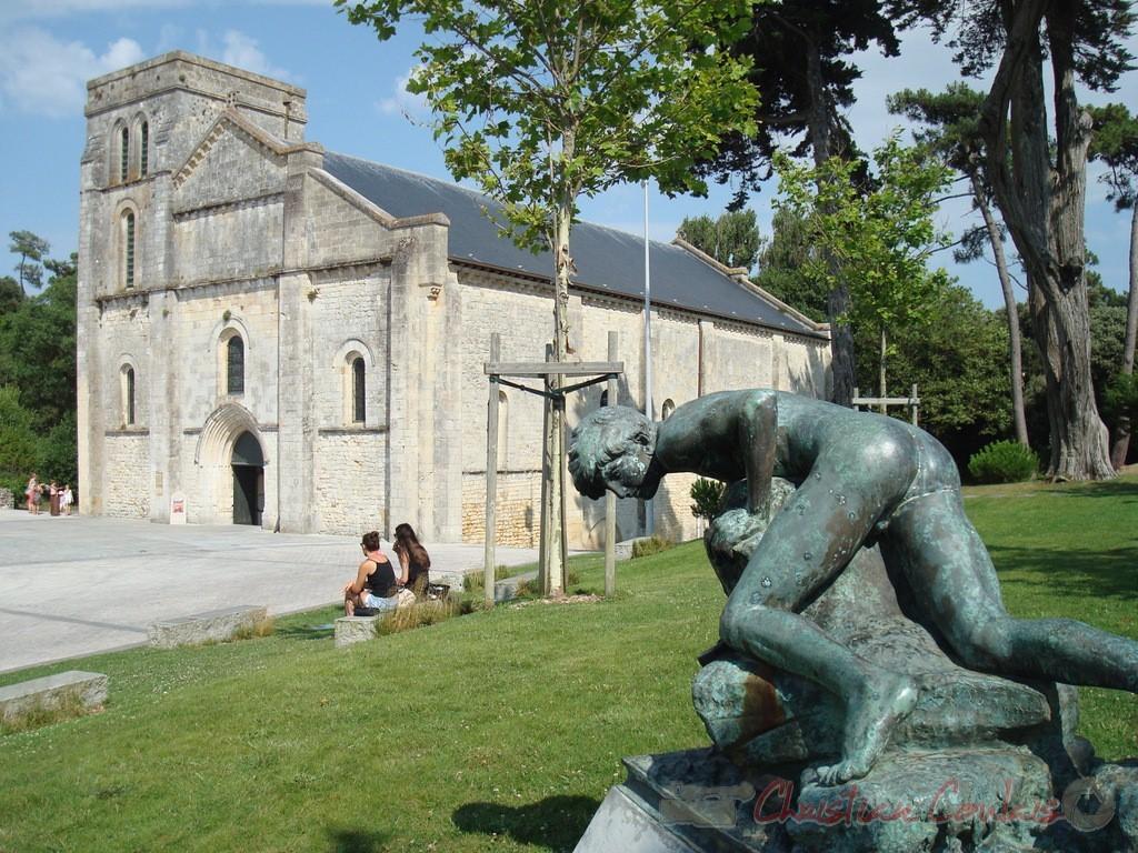 Basilique Notre-Dame-de-la-fin-des-Terres, Soulac-sur-Mer