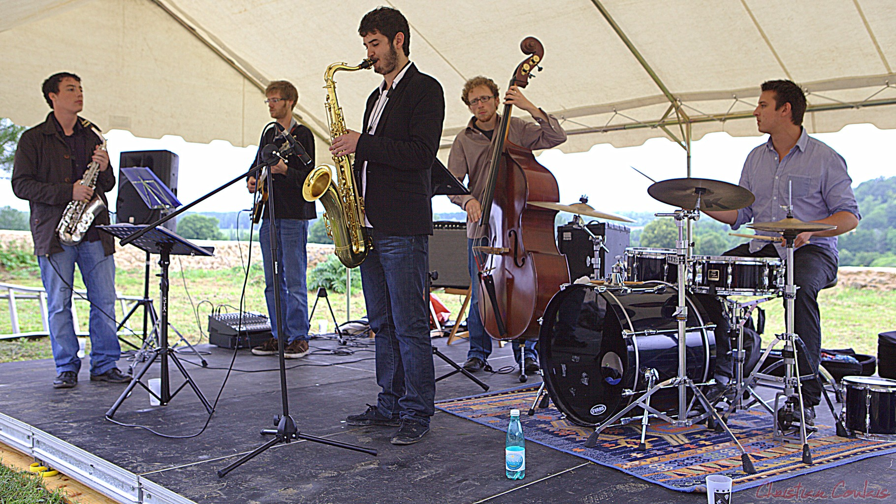 Festival JAZZ360 2012, Naxee Quintet, Quinsac