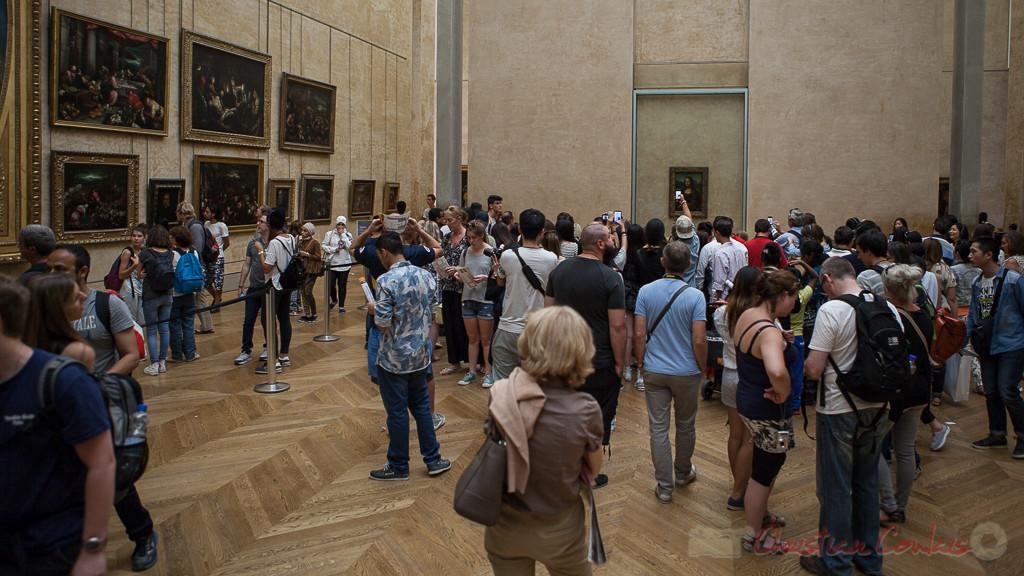 Salle de la Joconde, Musée du Louvre