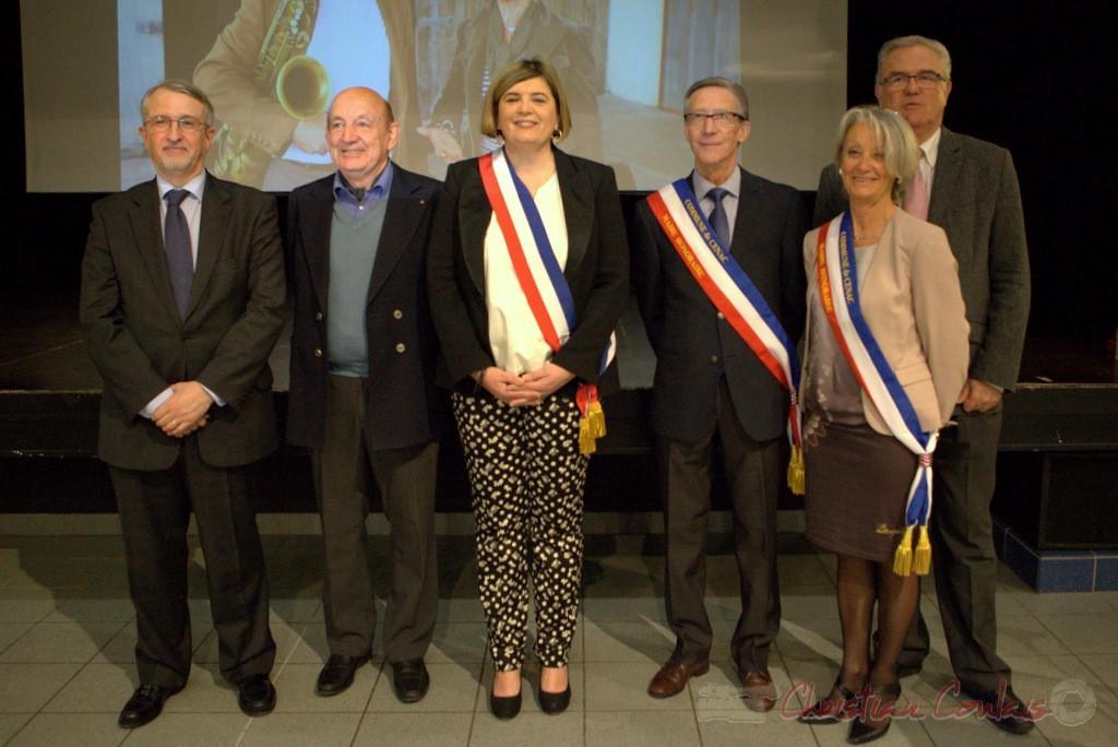 Jean-Michel Bédécarrax, Pierre Heugas, Catherine Veyssy, Gérard Pointet, Simone Ferrer, Jean-Marie Darmian