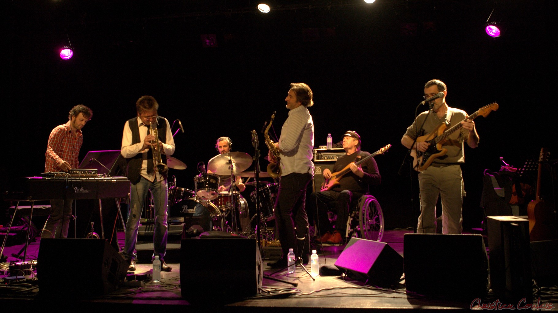 Festival JAZZ360 2012, Post Image, Cénac
