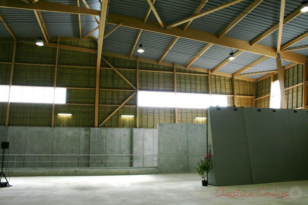 Centre de stockage des déchets issus du tri sélectif du SEMOCTOM