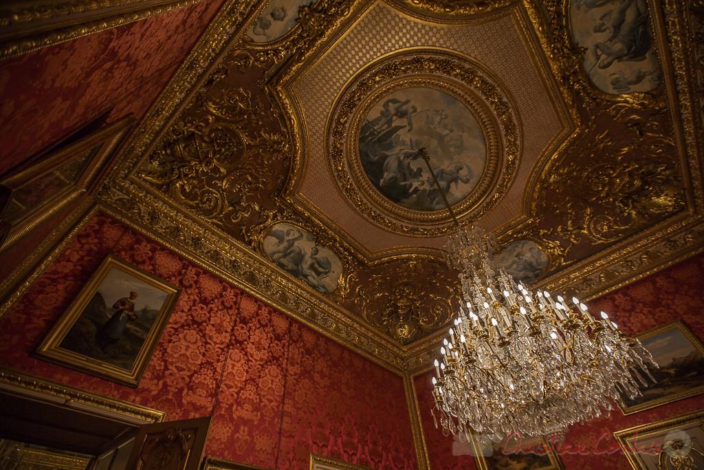 Salon de famille, Appartements de Napoléon III, Musée du Louvre