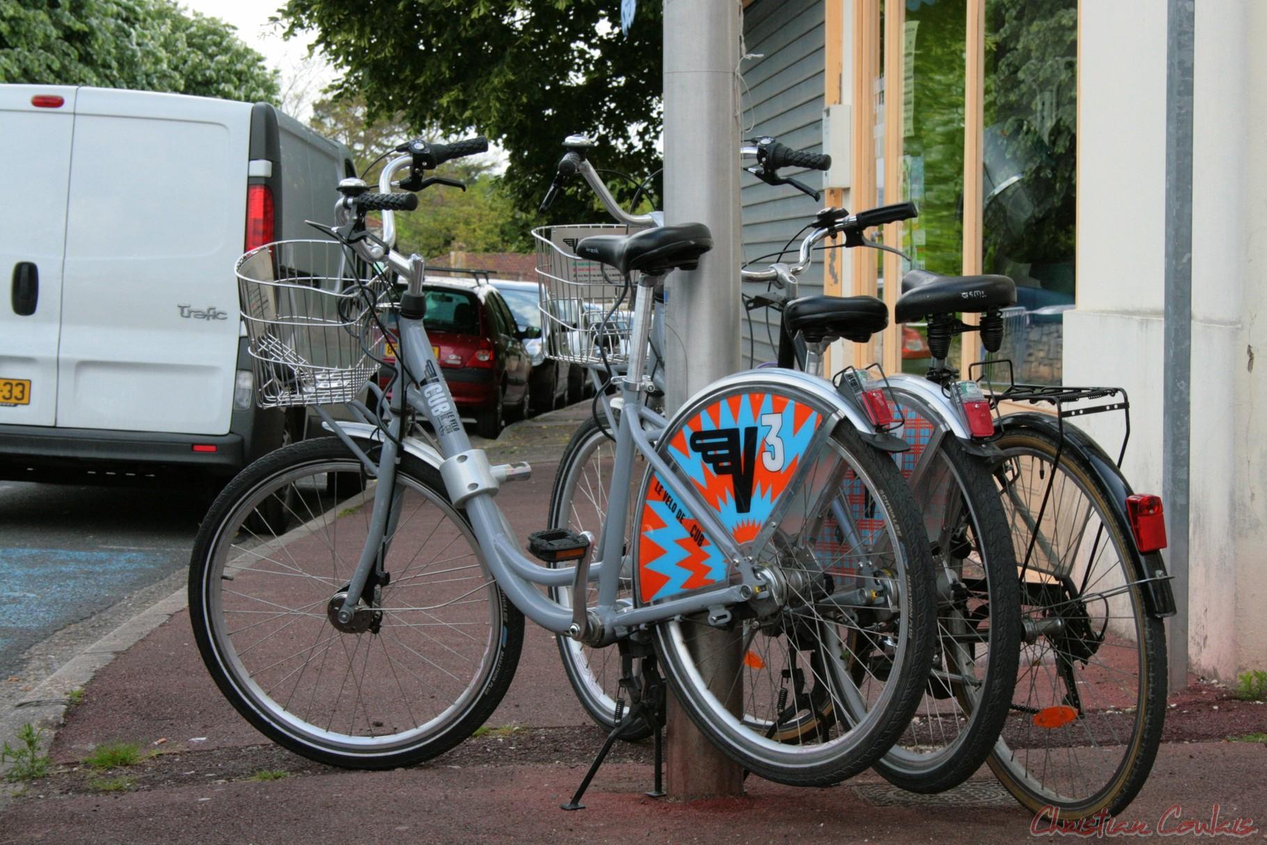 Festival JAZZ360 2010, Cénac. Bordeaux-métropole y vient même à vélo !