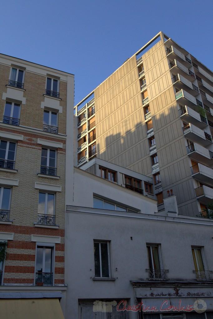 Rue du Transvaal, Paris 20ème