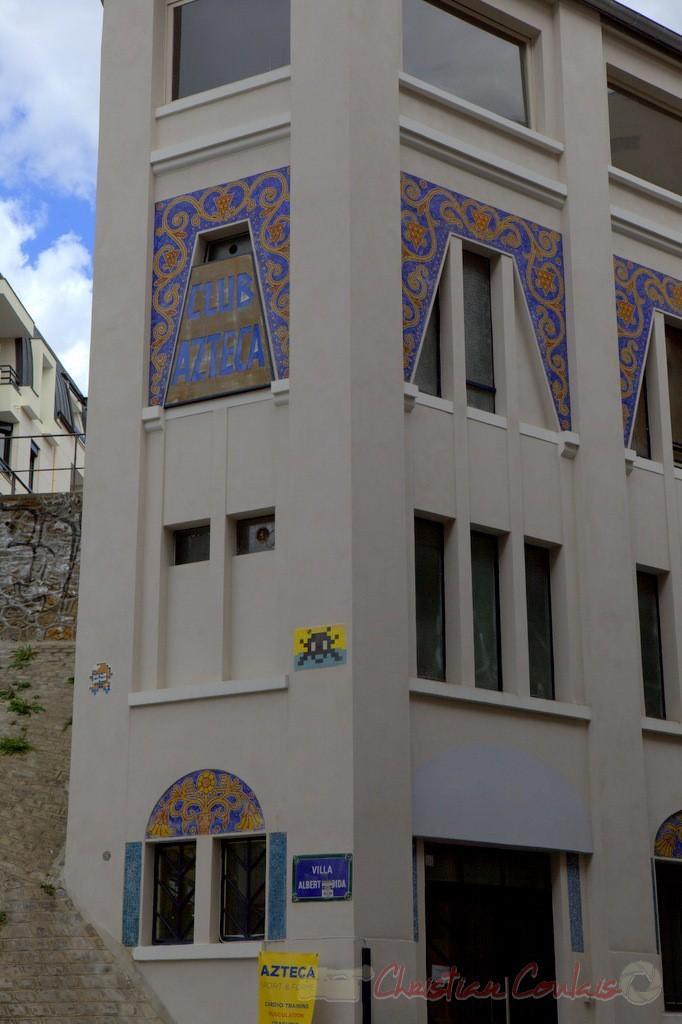 Villa Albert Robida, Paris 19ème