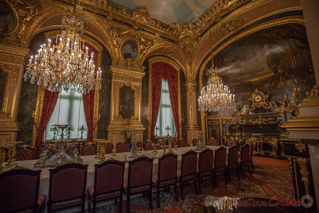 Grand buffet (vers 1860), Appartements de Napoléon III, Musée du Louvre