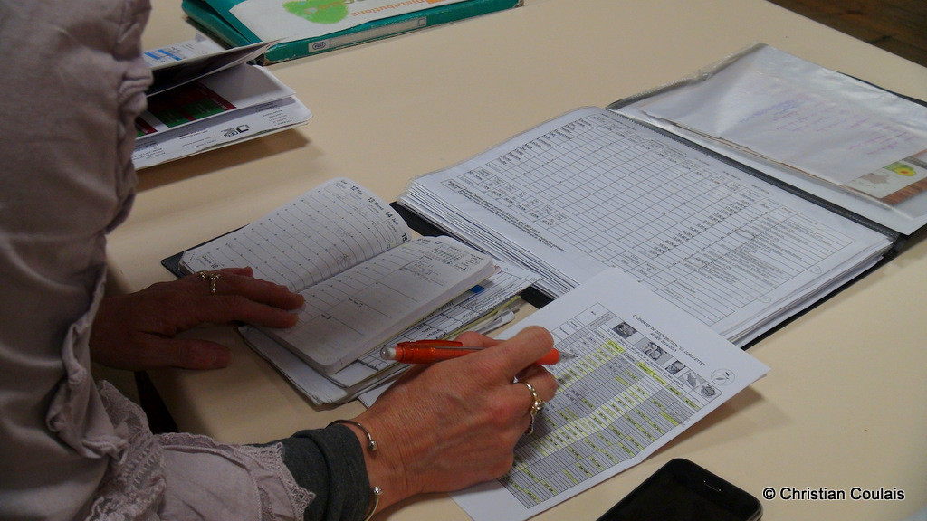 Coordination, association la Cueillette, Qinsac