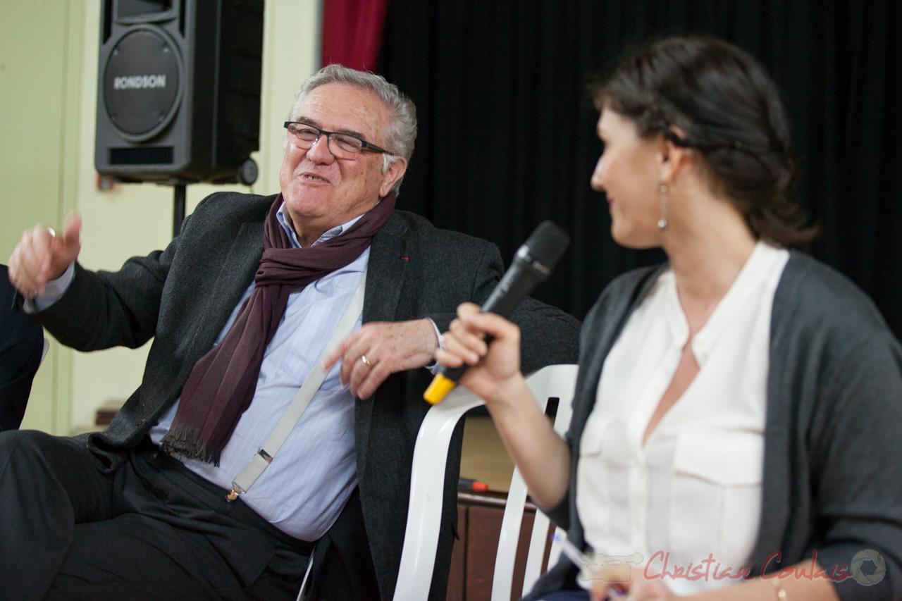 Jean-Marie Darmian, Anne-Laure Fabre-Nadler, à Tresses