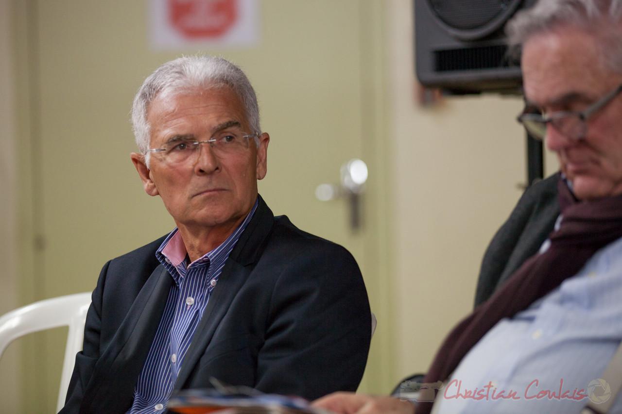 Gérard Poisbelaud, remplaçant de Jean-Marie Darmian au Conseil départemental de la Gironde, adjoint à Tresses