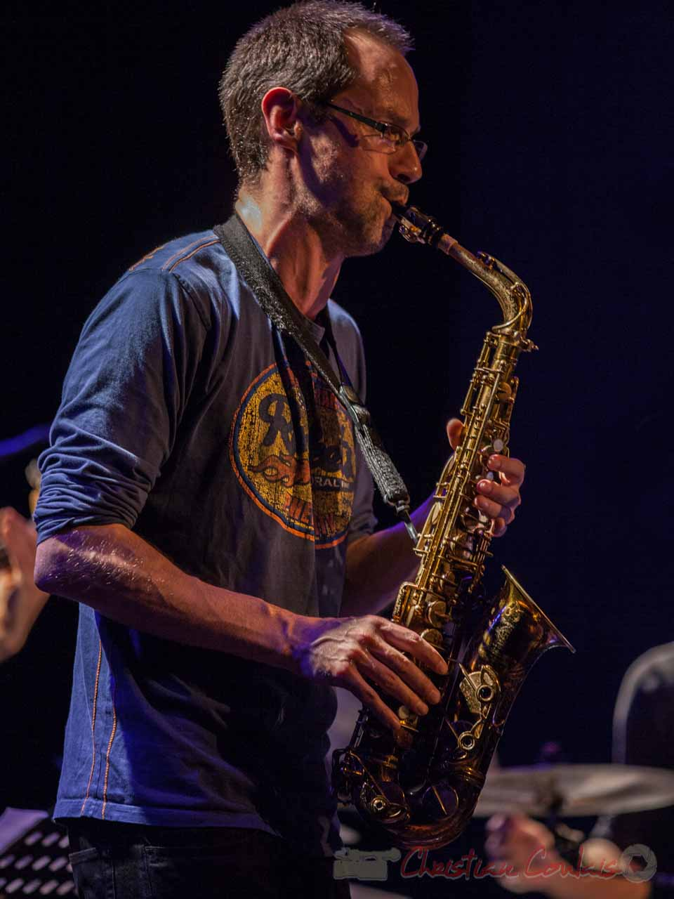 Julien Dubois, Festival JAZZ360 2016, Cénac, 10/06/2016 6/6G