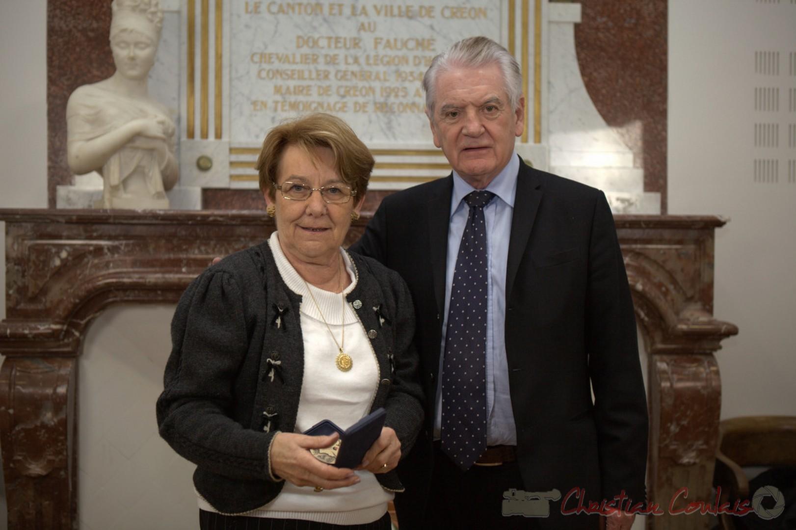 Michèle Bontan, Madirac