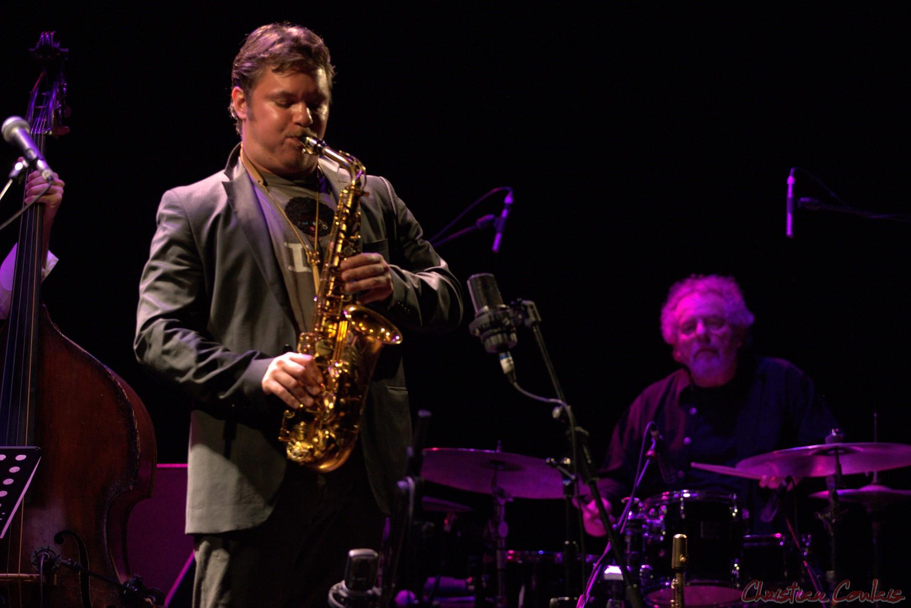 Festival JAZZ360 2014, Baptiste Herbin Quartet, Cénac