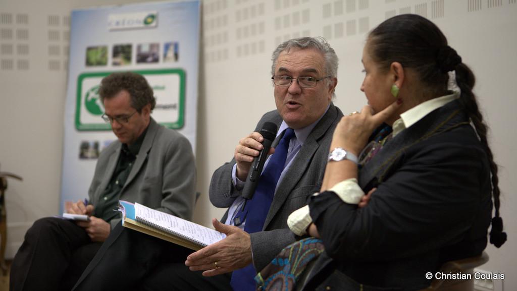 Jacques Desbordes, Jean-Marie Darmian, Martine Faure